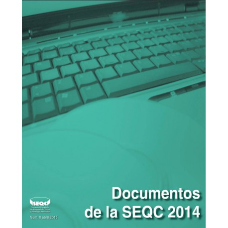 Documentos de la SEQC 2014 (8) - Abril 2015